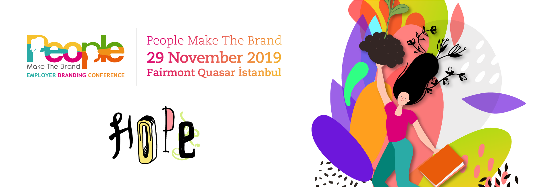 People Make The Brand - Employer Branding Conference